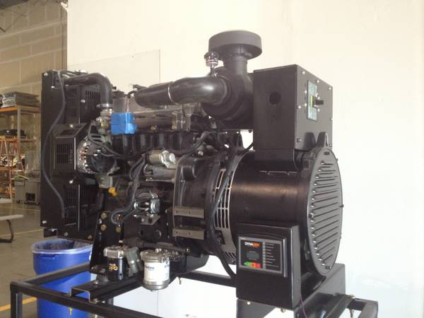 20 kw Perkins Generator For Sale in Kenya