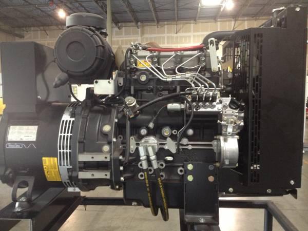 20 KW Perkins Generator - Kenya