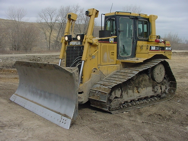 2001 CATERPILLAR D6R XW AIR