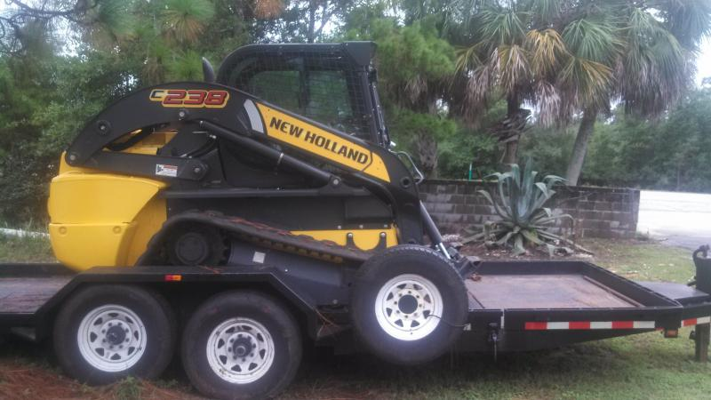 2012 New Holland C238 SKID STEER 90 HP 280Hrs