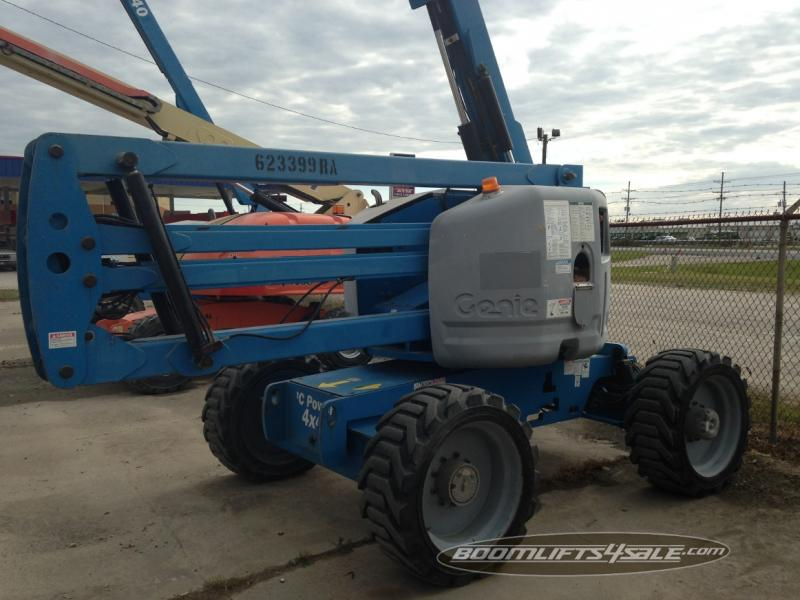 GENIE Z45/25 articulating manlift