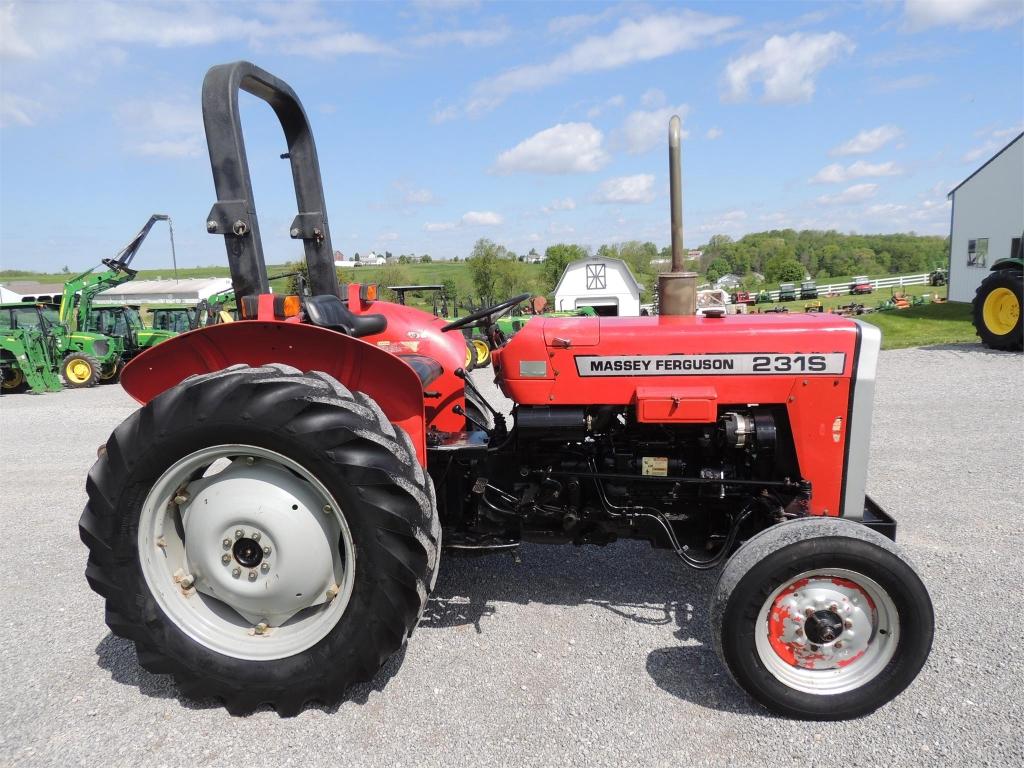 Massey Ferguson 231 Tractor : Massey ferguson tractors kenya used farm equipment