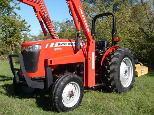 MASSEY FERGUSON 2605 40HP TRACTOR - KENYA