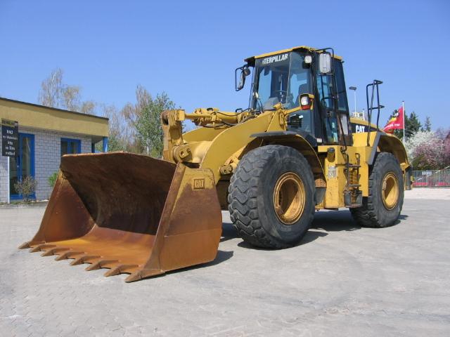 Caterpillar 950 Wheel Loader Kenya Tractor Importers