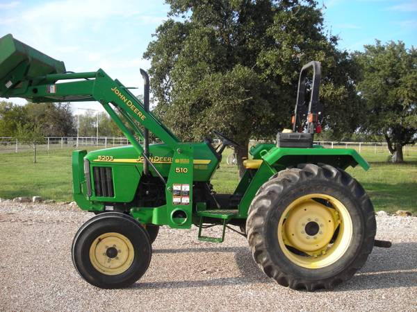 John Deere 5203 56 HP For Sale in Kenya