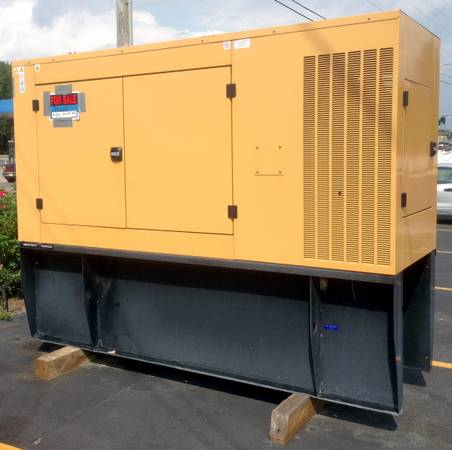 125KW Perkins/Caterpillar Generator