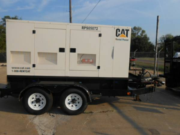 70KW Caterpillar Generator for sale