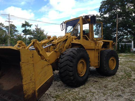 Caterpillar 980 Wheel Loader