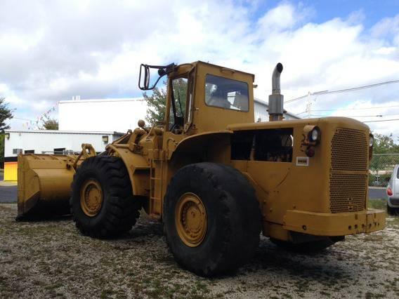 Caterpillar 980 Wheel Loader Kenya Tractor Importers