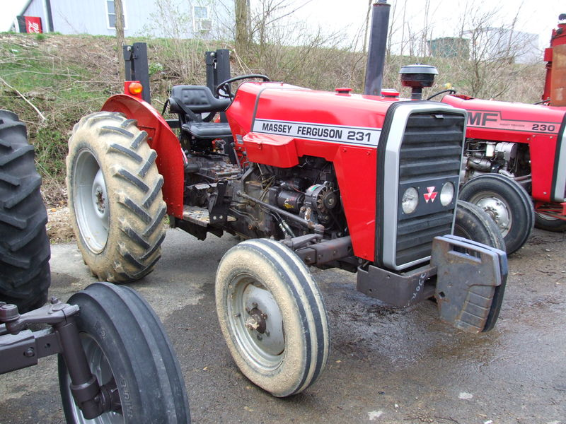 Massey Ferguson 231S for sale in Kenya