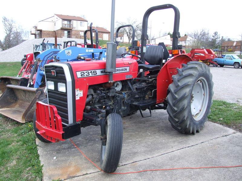 Dating Massey Ferguson tractoren