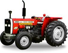 Massey Ferguson MF 260 Tractors for sale