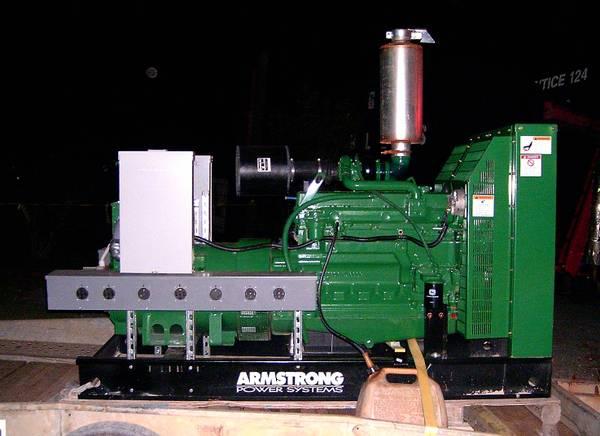 Cummins 110kw Commercial Generator