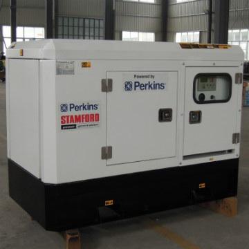 Perkins 128kw generator