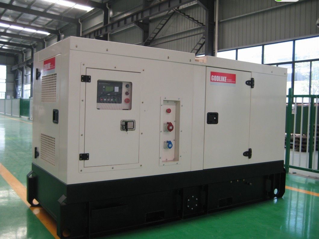 128 kW Perkins Generator for Sale