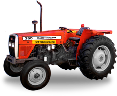 Massey Ferguson MF 350 Tractors for Nigeria