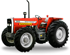 Massey Ferguson MF 385 4WD Tractors for sale