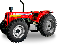 Massey Ferguson MF 460 4WD Tractors for sale