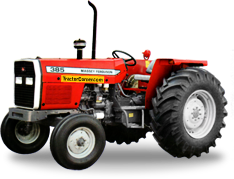 Massey Ferguson MF 385 2WD Tractors for Africa