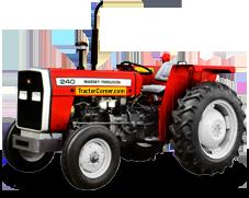 Massey Ferguson MF 240 Tractors for Nigeria, Africa